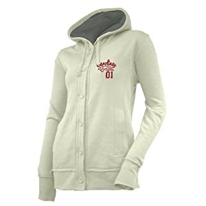 NCAA South Carolina Fighting Gamecocks Ladies Chunky Cable Hoodie by Ouray Sportswear