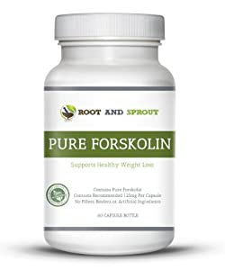 #1 Best Forskolin Fat Burner ★Premium All Natural Pure Extract★