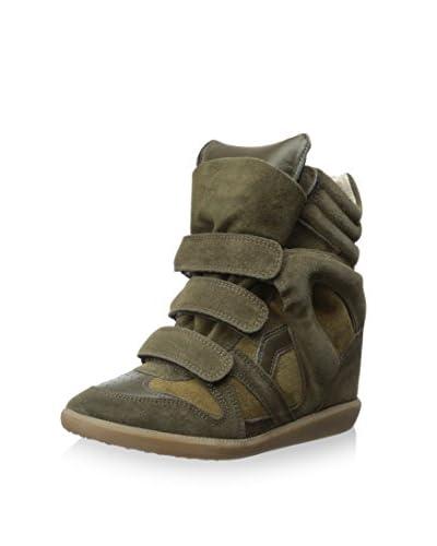 Isabel Marant Women's Bekett Wedge Sneaker