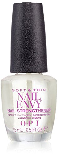 OPI Nail Envy Soft & Thin Rinforzanti per Unghie - 15 ml