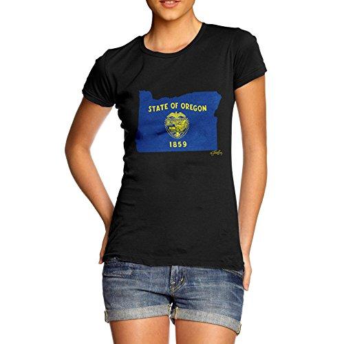 TWISTED ENVY -  T-shirt - Maniche corte  - Donna nero X-Large