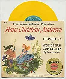 Vinyl record: Hans Christian Andersen: Thumbelina and ...
