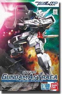 Gundam 00: 05 GNY-001 Gundam Astraea Scale 1/100