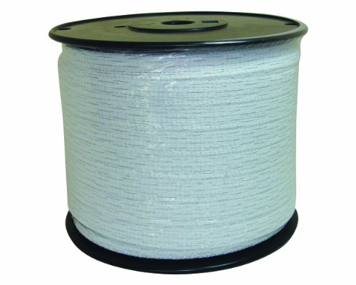 Field Guardian Polytape, 1/2-Inch, White