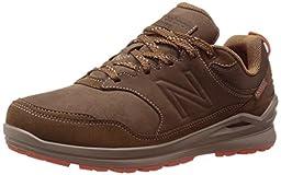 New Balance Men\'s MW3000 Trail Walking Shoe, Brown, 10.5 D US