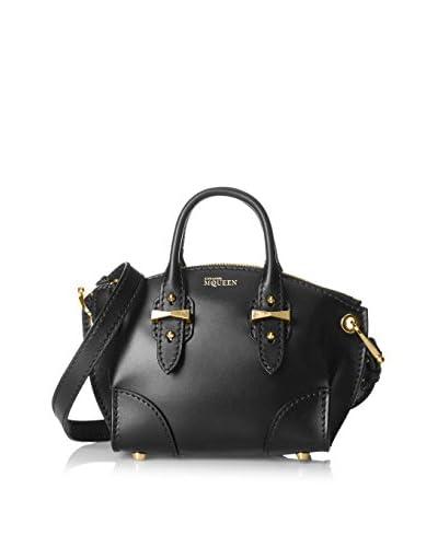 Alexander McQueen Women's Mini Legend Satchel, Black
