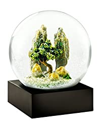 Rock Garden Snow Globe by CoolSnowGlobes by CoolSnowGlobes