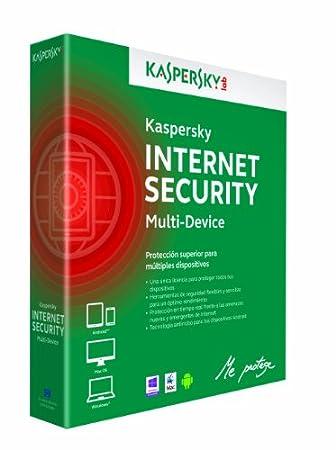 Kaspersky Internet Security - Software De Seguridad, Renovación, 3 Usuarios
