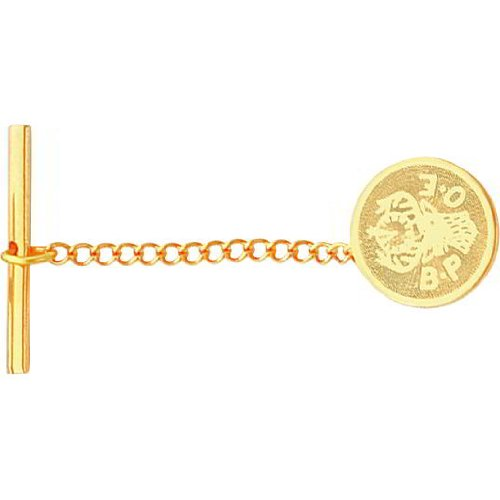 Gold Plated Tie Tac