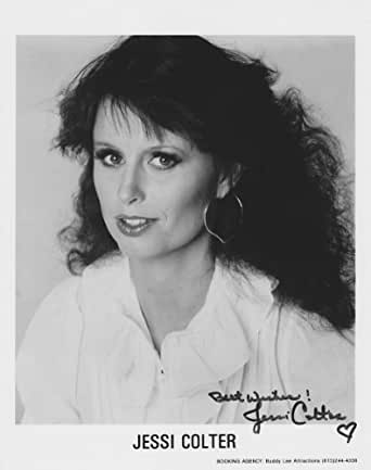 Jessi Colter Autographed - Hand Signed 8x10 Photo - at Amazon's