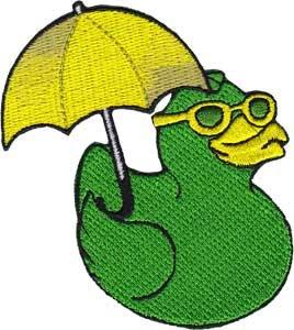 Rubber Duck Umbrella