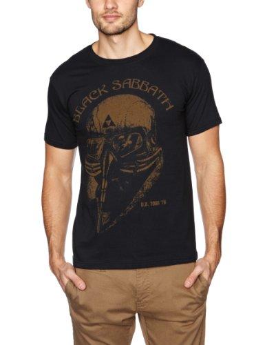 Bravado - Black Sabbath - US Tour '78, T-shirt da uomo, nero (black), XX-Large