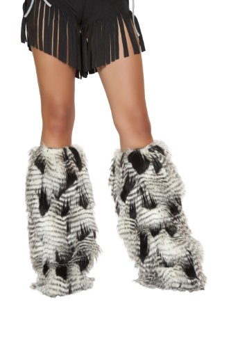 Roma Costume Women's Native American Leg Warmer