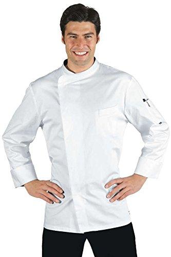 Giacca cuoco Bilbao L Bianco