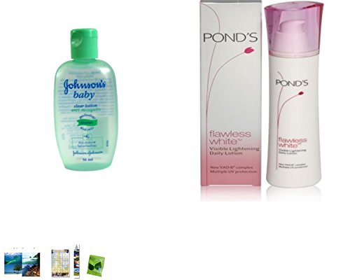 Johnson And Johnson Baby Lotion Ingredients