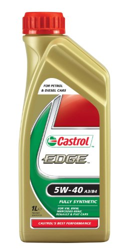 Castrol Edge 1L 5W-40 Engine Oil