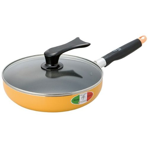 cheap price ar 172 anna rossi for ih aluminum frying pan with lid