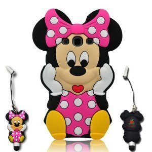 I-need 3d Cartoon Mouse Soft Silicone Case Cover