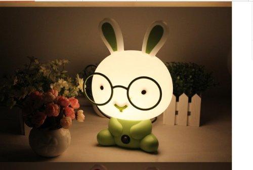 SmallShark Cartoon Nachtlicht / Nacht / BabyNachttischlampen / Schlafzimmer Spar / Kreative Licht eine kleine Lampe Stecker grün Picture