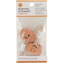 Martha Stewart Crafts Classic Halloween Mini Food Picks