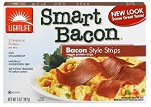 Lightlife Smart Bacon Strips