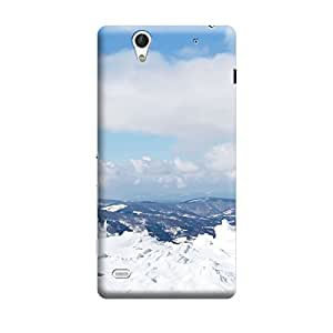 Ebby Premium Printed Mobile Back Case Cover With Full protection For Sony Xperia C4 (Designer Case)