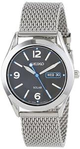 Seiko Men's SNE233 Functional Solar Extension Japanese Quartz Watch