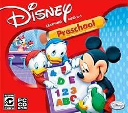 Disney Mickey Mouse Preschool Computer Software Game