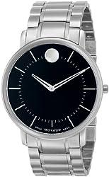 Movado Men's 0606687 Movado TC Stainless Steel Bracelet Watch