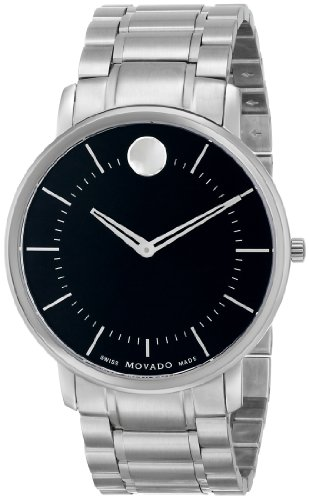 Movado Malla Me Up TC Analog Business Cuarzo: Batería Reloj 0606687