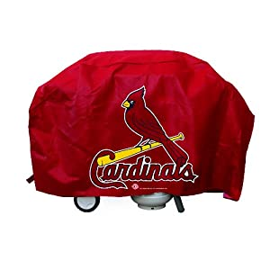 MLB St. Louis Cardinals Deluxe Grill Cover by Rico