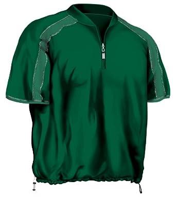 Buy Easton Short Sleeve Pro Trorque Batting Cage Jacket by Easton