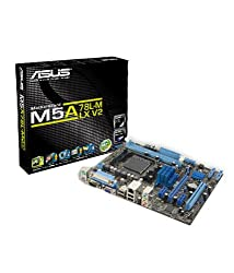 Asus M5A78L-M-USB3 Amd Motherboard