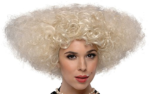 Rubie's Let's Dance Blonde Wig, Blonde, One Size (Marie Antionette Wigs)