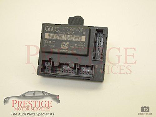 Audi A6C6vorne Treiber Seite Tür Steuereinheit