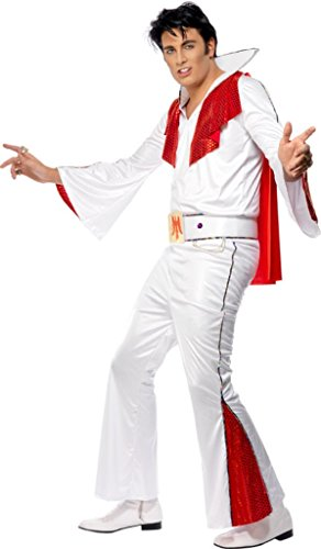 Smiffys Elvis Presleyš Costume For Men