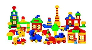 LEGO Education DUPLO Town Set 779230 (223 Pieces) by LEGO Education