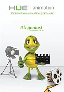 Hue Animation (software only) stop motion animation for Windows PCs and Apple Mac OS X