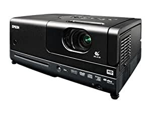 Epson MovieMate 55 480p 3LCD Home Theater Projector with Built In DVD Player