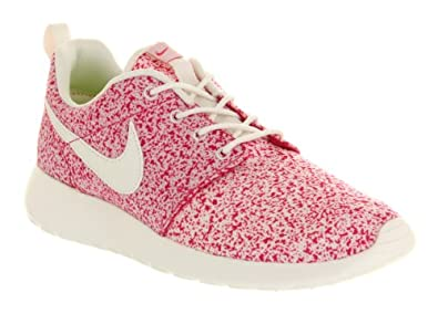 Nike Roshe Run Sail Pink Force - 9 Uk: Amazon.co.uk: Shoes  Bags
