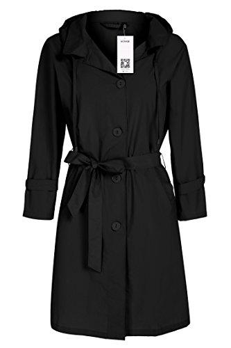 Women Jacket Bicycle Outdoor Sports Windproof Waterproof Rain Coat (Women Raincoat With Hood compare prices)