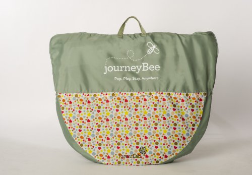 Parentlab JourneyBee Portable Crib - 1
