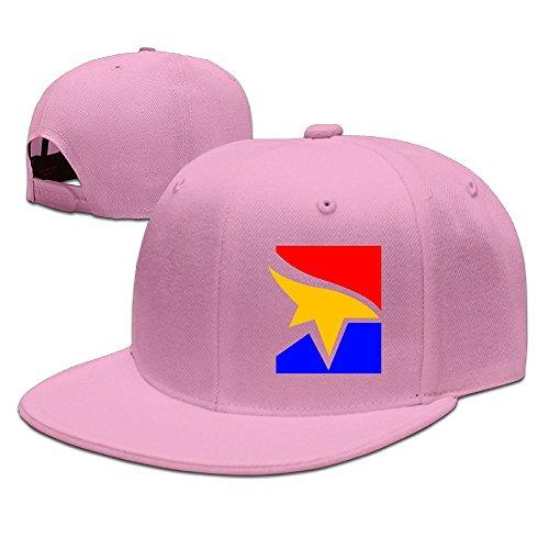 mirrors-edge-catalys-unisex-100-cotton-pink-adjustable-snapback-baseball-caps-one-size