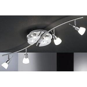 deckenstrahler bow mit fernbedienung beleuchtung. Black Bedroom Furniture Sets. Home Design Ideas