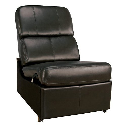 no arm reclining chair black for sale review buy at cheap price