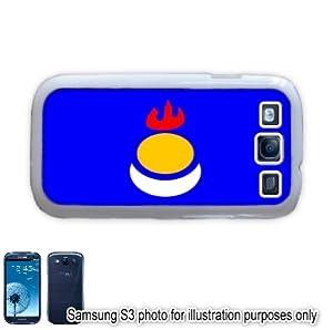 Amazon.com: Inner Mongol Flag Samsung Galaxy S3 i9300 Case Cover Skin