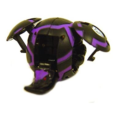 Bakugan Booster Blackpurple Darkus Saurus