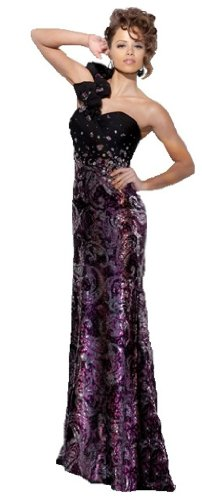 tony-bowls-womens-evening-dresses-4-fuchsia-black