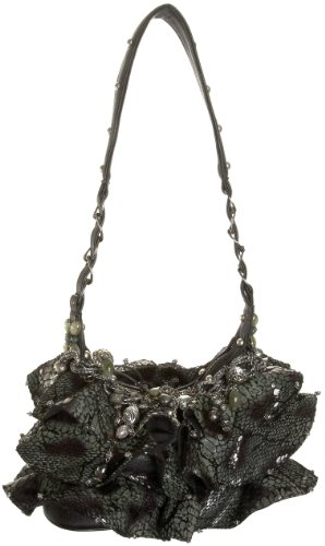 Mary Frances Accessories Unchained Shoulder Bag,Multi,one size