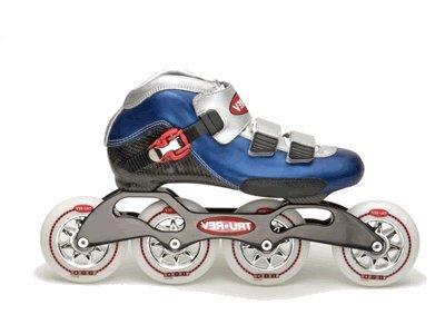 Trurev Inline Skates 4-100- Size 8